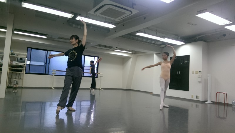 ヴァリエーションクラス新学期01