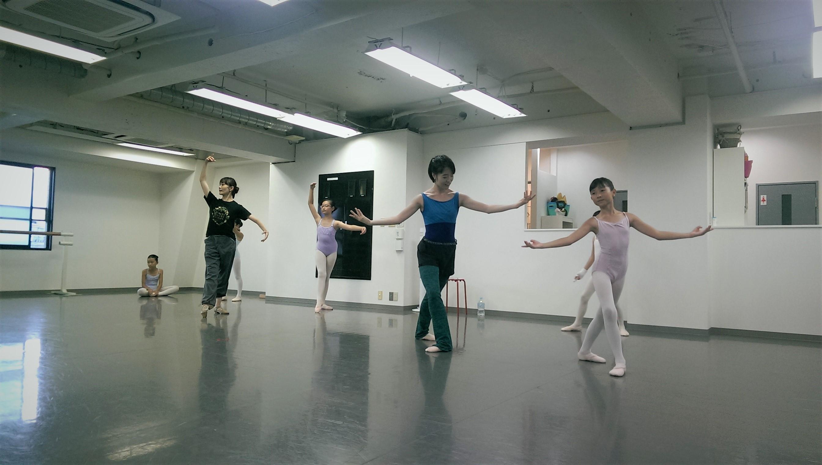 ヴァリエーションクラス新学期02