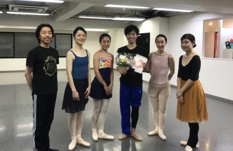 吉田蓮先生 パ・ド・ドゥクラス01
