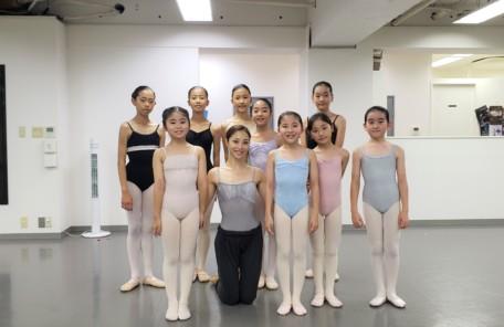 石﨑双葉先生による特別クラス